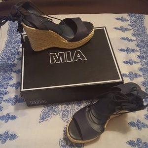 Mia Wedge Heels